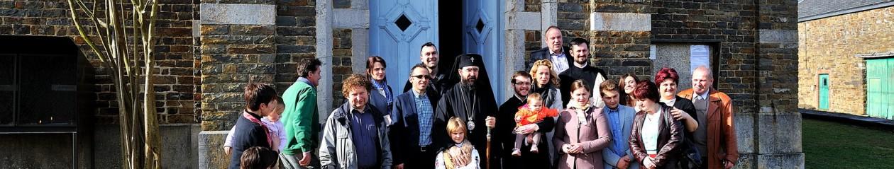 """Parohia ortodoxa romana """" Nasterea Sfantului Ioan Botezatorul""""  – Paroisse Orthodoxe « La Nativité de Saint Jean le Précurseur » – Warisy"""